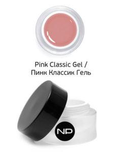 Гель скульптурный камуфлирующий Pink Classic Gel 100мл 4241.50руб