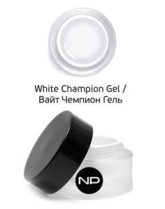 Гель для моделирования на форме White Champion Gel 30мл 1691.50руб