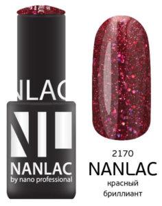 NL 2170 красный бриллиант 6мл 545руб