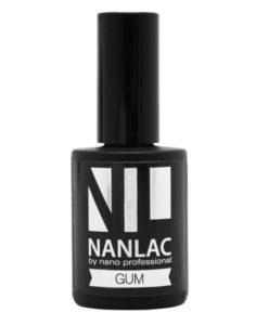 Гель-лак базовый NANLAC Gum 15мл 950руб