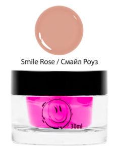 Гель однофазный камуфлирующий Smile Rose Gel 30мл 1190руб