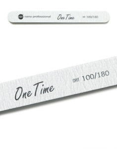 Пилка One Time 100/180 1шт. 60руб