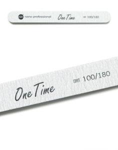 Пилка One Time 100/180 24шт. 1400руб