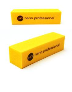 4-х сторонний полировочный блок жёлтый 220 80руб