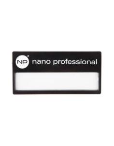 Бейджик Nano Professional 150руб
