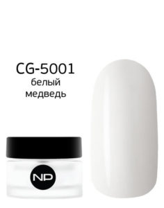 CG-5001 белый медведь 5мл 490руб
