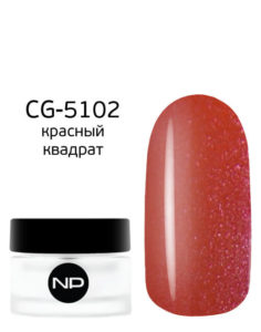 CG-5102 красный квадрат 5мл 490руб